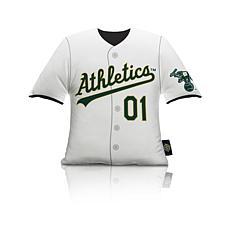 Oakland Athletics Plushlete Big League Jersey Pillow