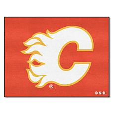Officially Licensed Calgary Flames All-Star Mat