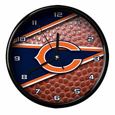 Officially Licensed Chicago Bears Team Football Clock
