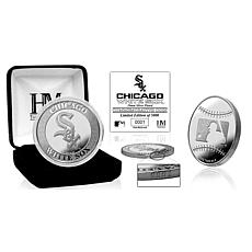 Officially Licensed Chicago White Sox Silver Mint Coin