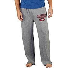 Officially Licensed Concepts Sport Mainstream Men's Knit Pant - 49ers