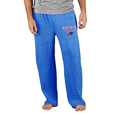 Officially Licensed Concepts Sport Mainstream Men's Knit Pant - Bills