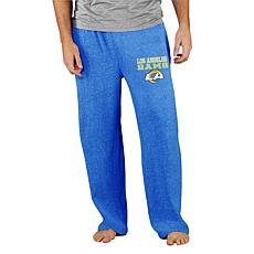 Officially Licensed Concepts Sport Mainstream Men's Knit Pant - Rams