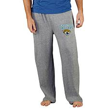 Officially Licensed Concepts Sport Mainstream Men's Knit Pant-Jaguars