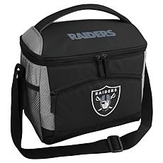 Officially Licensed Cooler Bag/Lunch Box, 12-Can Capacity - Raiders