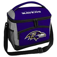 Officially Licensed Cooler Bag/Lunch Box, 12-Can Capacity - Ravens