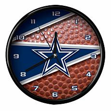 73083d2bc33 Officially Licensed Dallas Cowboys Team Football Clock