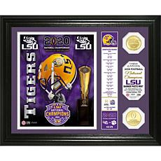 Officially Licensed LSU 2019 Football National Champions Photo Mint