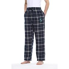 Officially Licensed Men's Flannel Pant by Concepts Sport - Mariners
