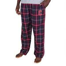 Officially Licensed Men's Flannel Pant by Concepts Sport-Cleveland