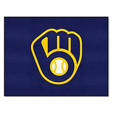 Officially Licensed Milwaukee Brewers All-Star Mat