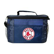 Officially Licensed MLB 6-Can Cooler Bag - Boston Red Sox