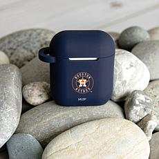 Officially Licensed MLB AirPod Case Cover - Houston Astros