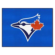 Officially Licensed MLB All-Star Door Mat - Toronto Blue Jays