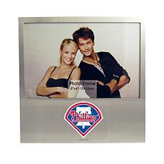 Officially Licensed MLB Aluminum Picture Frame - Philadelphia Phillies