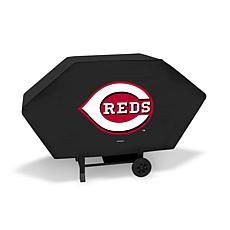 Officially Licensed MLB Executive Grill Cover - Reds