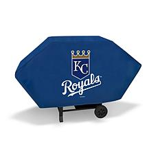 Officially Licensed MLB Executive Grill Cover - Royals