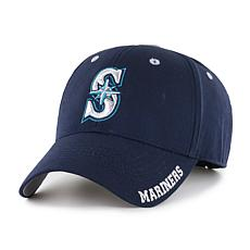 Officially Licensed MLB Frost Adjustable Hat  - Seattle Mariners