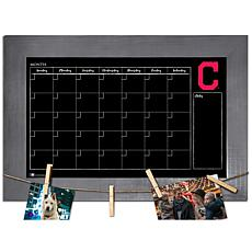Officially Licensed MLB Monthly Chalkboard - Cleveland Indians