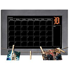 Officially Licensed MLB Monthly Chalkboard - Detroit Tigers