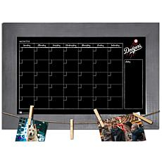Officially Licensed MLB Monthly Chalkboard - Los Angeles Dodgers