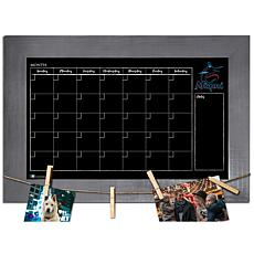 Officially Licensed MLB Monthly Chalkboard - Miami Marlins