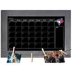 Officially Licensed MLB Monthly Chalkboard - Toronto Blue Jays