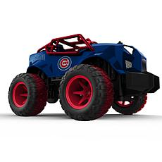 Officially Licensed MLB Remote Control Monster Truck - Chicago Cubs