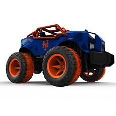 Officially Licensed MLB Remote Control Monster Truck - New York Mets