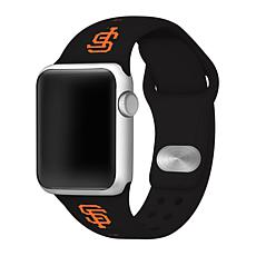 Officially Licensed MLB San Francisco Giants Apple Watchband - 42/44mm