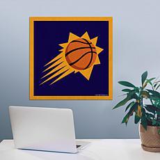 "Officially Licensed NBA 23"" Felt Wall Banner - Phoenix"