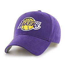 Officially Licensed NBA Classic Adjustable Hat - Los Angeles Lakers