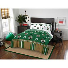 Officially Licensed NBA Full Bed in a Bag Set - Boston Celtics