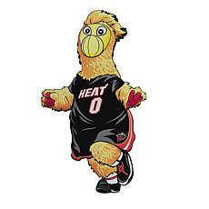 Officially Licensed NBA Plushlete Mascot Pillow - Miami Heat