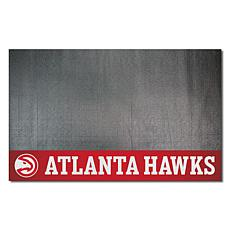 Officially Licensed NBA Vinyl Grill Mat  - Atlanta Hawks