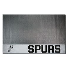 Officially Licensed NBA Vinyl Grill Mat  - San Antonio Spurs