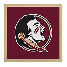 """Officially Licensed NCAA 23"""" Felt Wall Banner- Florida State Seminoles"""