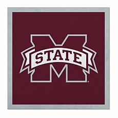 """Officially Licensed NCAA 23"""" Felt Wall Banner - Mississippi State"""