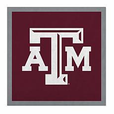 "Officially Licensed NCAA 23"" Felt Wall Banner - Texas A&M"