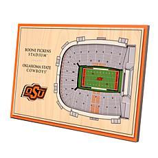 Officially-Licensed NCAA 3-D StadiumViews Display - Oklahoma State