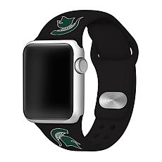 Officially Licensed NCAA 38mm/40mm Apple Watch Band - Michigan State