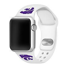 Officially Licensed NCAA 42/44mm Silicone Apple Watch Band - Wildcats