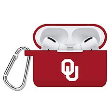 Officially Licensed NCAA Apple AirPods Pro Case Cover - OK Sooners