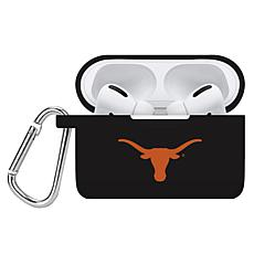 Officially Licensed NCAA Apple AirPods Pro Case Cover -Texas Longhorns
