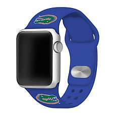Officially Licensed NCAA Apple Watch Band - FL Gators(38/40mm Blue)