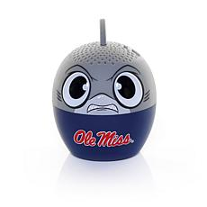 Officially Licensed NCAA Bitty Boomers Bluetooth Speaker - Mississippi