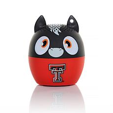 Officially Licensed NCAA Bitty Boomers Bluetooth Speaker - Texas Tech