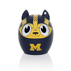 Officially Licensed NCAA Bitty Boomers Bluetooth Speaker - Michigan