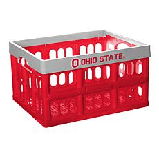 Officially Licensed NCAA Collapsible Crate - Ohio State