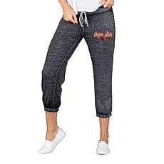 Officially Licensed NCAA Concepts Ladies Knit Capri Pant- Oregon State